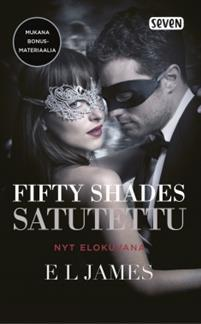 E.L.James: Fifty shades - Satutettu